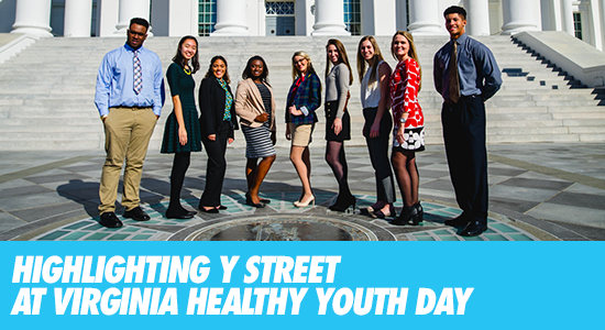 Y Street at Virginia Healthy Youth Day
