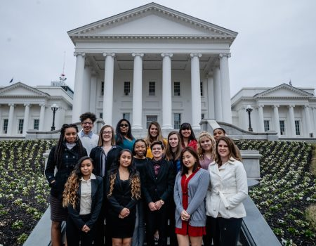 A Successful Day at the Virginia General Assembly